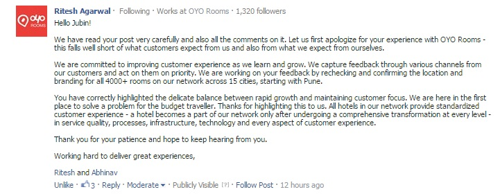 The Curious Case Of Oyo Rooms Looking At A Funded Startup From An