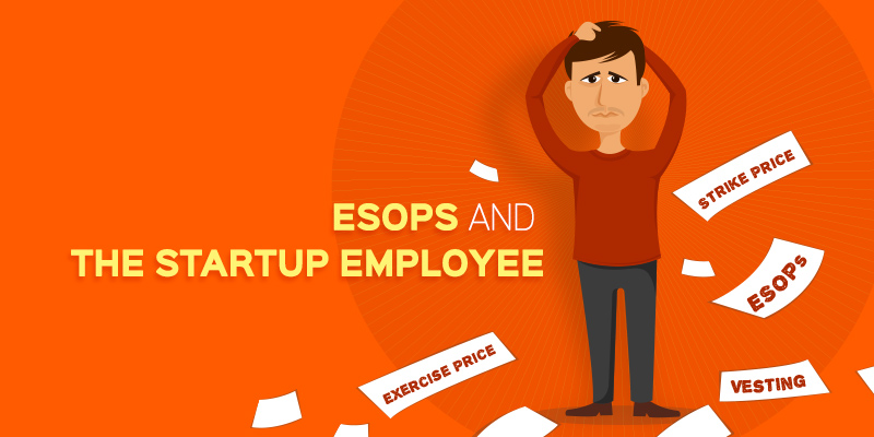 Employee stock options startup