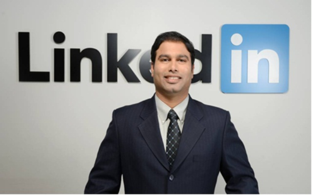 Mr. Nishant Rao, Country Manager, LinkedIn India