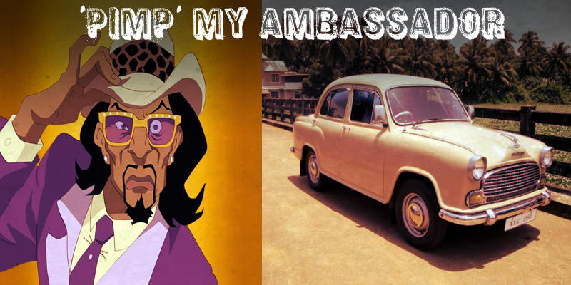 Zoomcar Wants Your Help To Pimp Out The Ambassador Classic