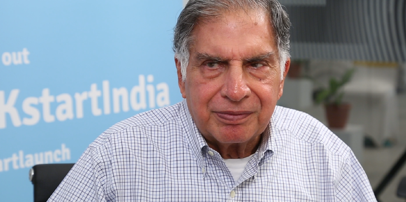 There's no shortcut to building trust :   Ratan Tata in a Q&A at Kstart launch, event in Bangalore
